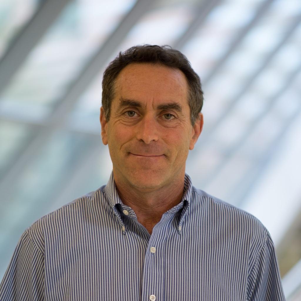 Portland State Professor Dave Garten