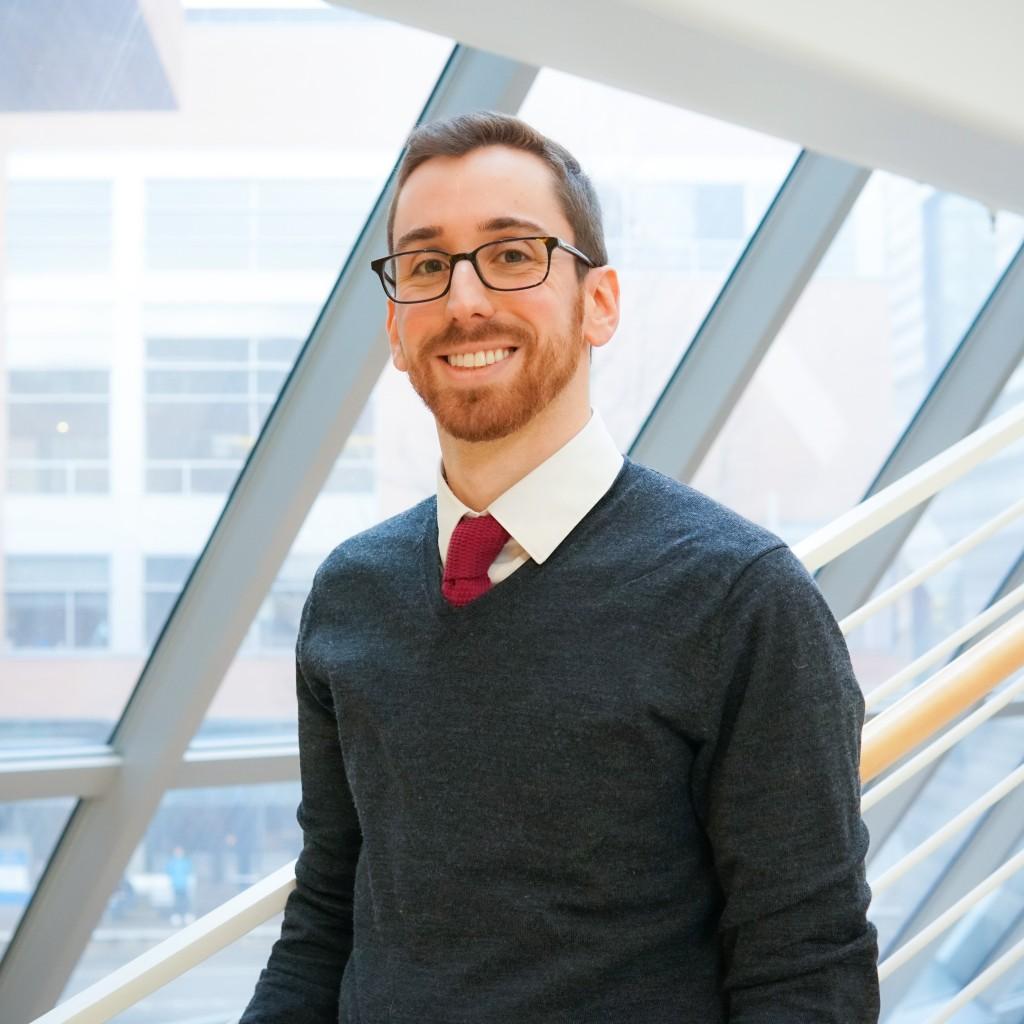 MBA Candidate Nathaniel Goldberg
