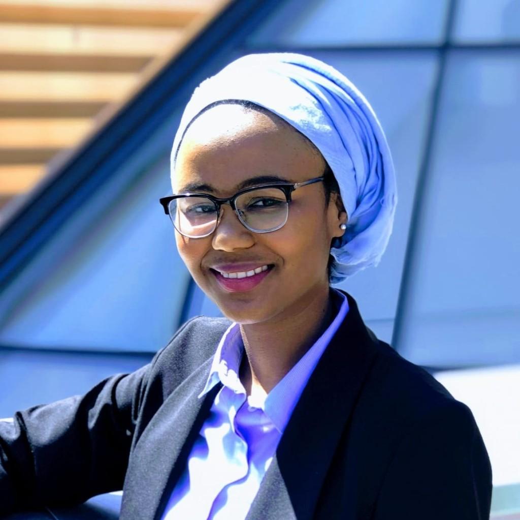 Isatou Jallow Professional Headshot