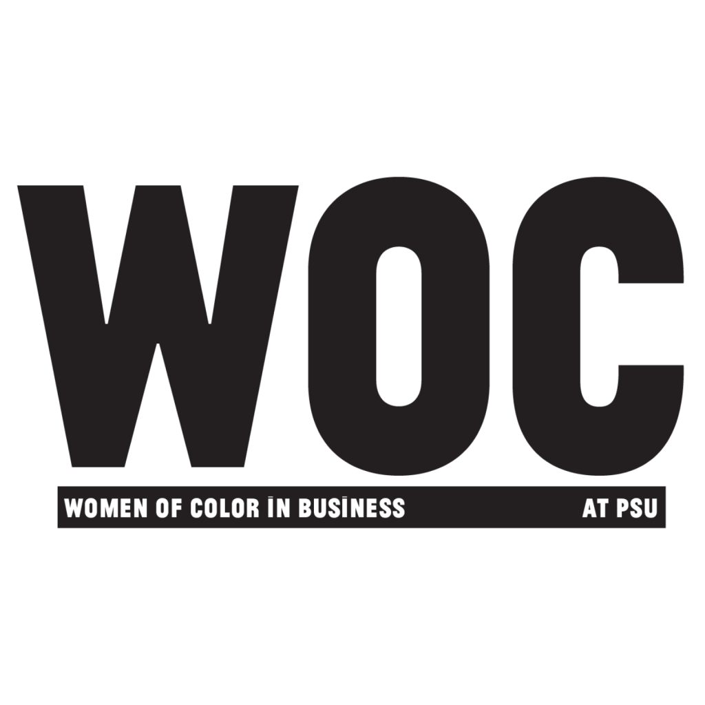 Women of Color in Business Logo